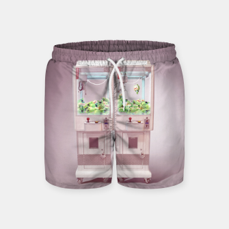 Thumbnail image of Claw Machine Swim Shorts, Live Heroes