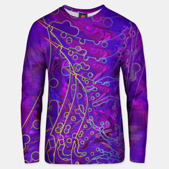 Thumbnail image of Tress gatos Unisex sweater, Live Heroes