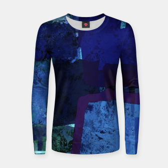 Thumbnail image of A tissue of lies Women sweater, Live Heroes