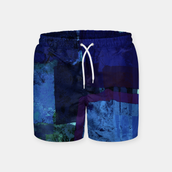 Thumbnail image of A tissue of lies Swim Shorts, Live Heroes