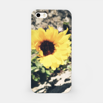 Thumbnail image of Photo Fleurs Marguerites Jaune Étui pour Iphone, Live Heroes