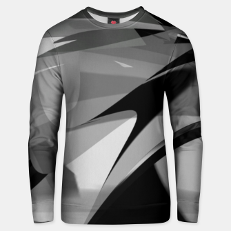Thumbnail image of Black is the new gold  Unisex sweater, Live Heroes