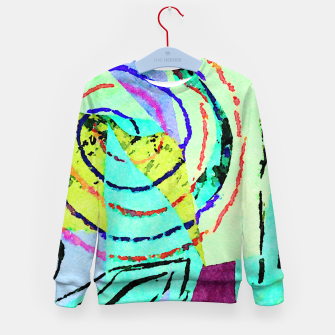 Thumbnail image of Whirlpool Kid's sweater, Live Heroes