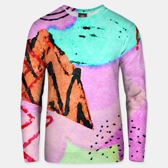 Thumbnail image of Dizzy Unisex sweater, Live Heroes