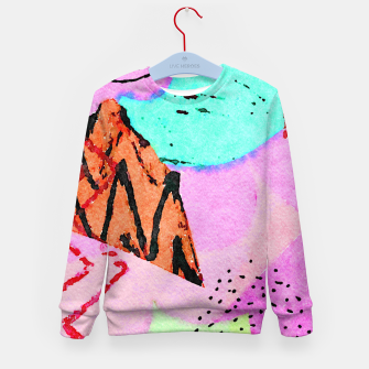 Thumbnail image of Dizzy Kid's sweater, Live Heroes