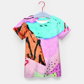 Thumbnail image of Dizzy Kid's t-shirt, Live Heroes