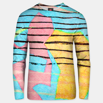 Thumbnail image of Life Lines Unisex sweater, Live Heroes