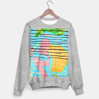 Thumbnail image of Life Lines Sweater regular, Live Heroes
