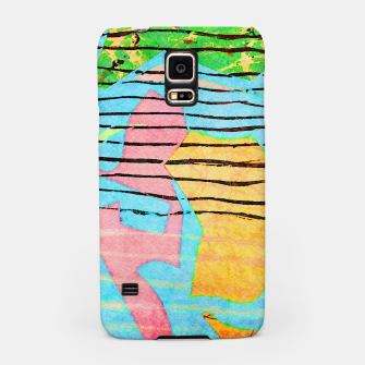 Thumbnail image of Life Lines Samsung Case, Live Heroes