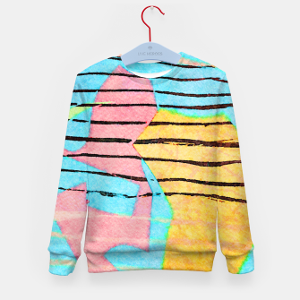 Thumbnail image of Life Lines Kid's sweater, Live Heroes