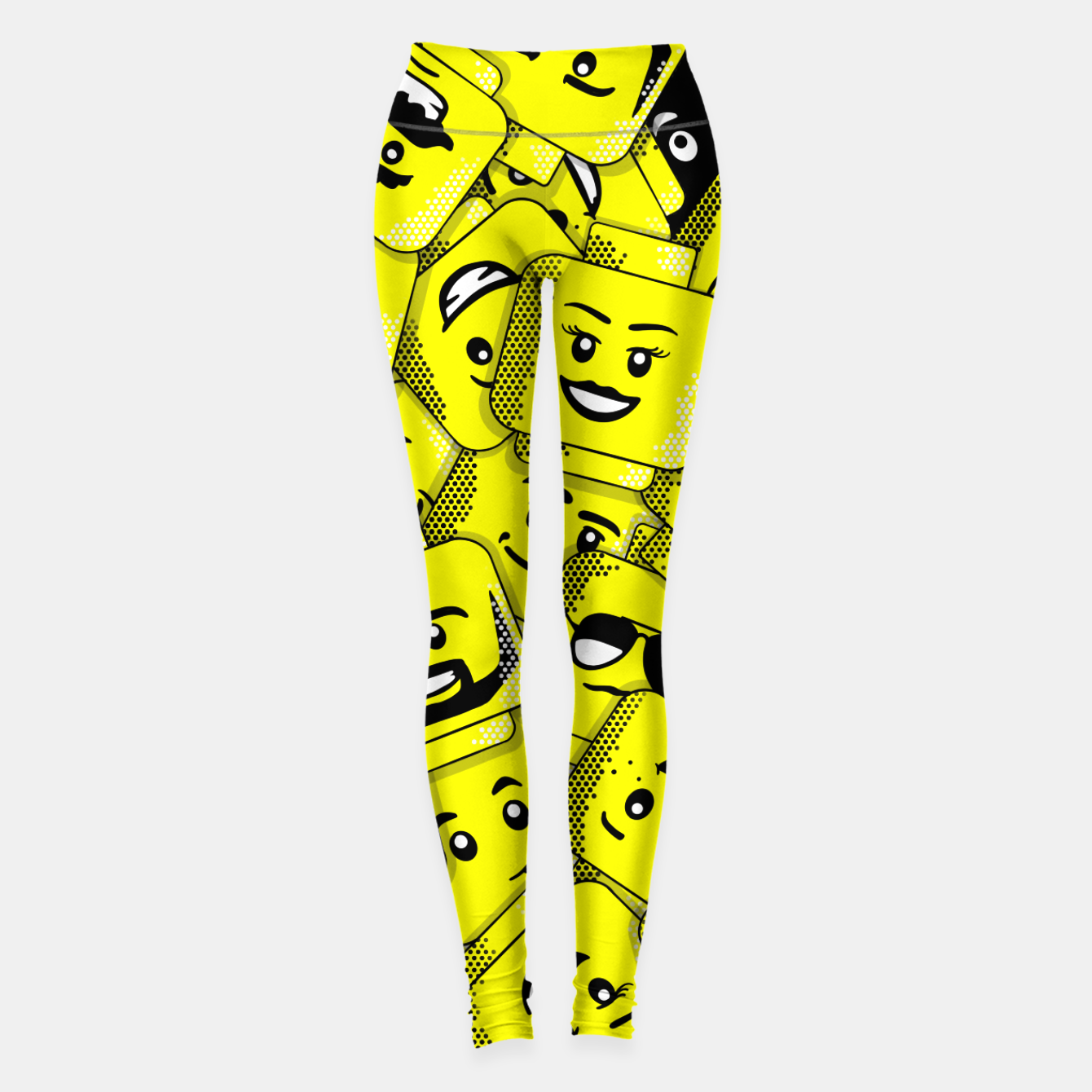 Image of Lego Expressions - Leggings - Live Heroes