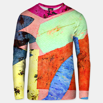 Thumbnail image of Happy Humans Unisex sweater, Live Heroes