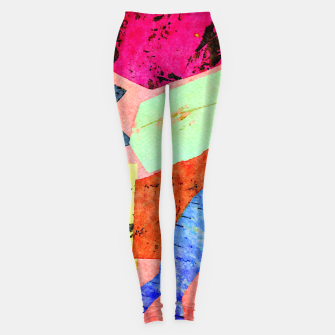 Thumbnail image of Happy Humans Leggings, Live Heroes