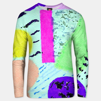 Thumbnail image of Radiant Beauty Unisex sweater, Live Heroes