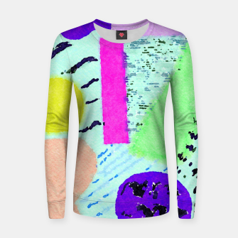 Thumbnail image of Radiant Beauty Women sweater, Live Heroes