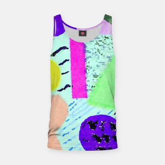 Thumbnail image of Radiant Beauty Tank Top, Live Heroes