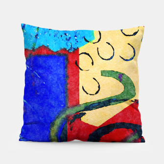 Thumbnail image of Beetle Pillow, Live Heroes