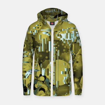 Thumbnail image of Army of Peace  Zip up hoodie, Live Heroes