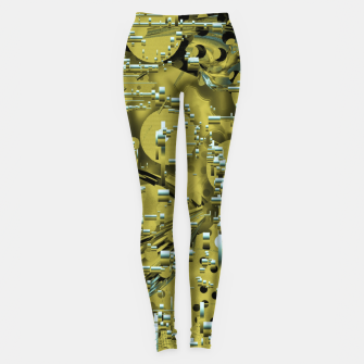 Thumbnail image of Army of Peace  Leggings, Live Heroes