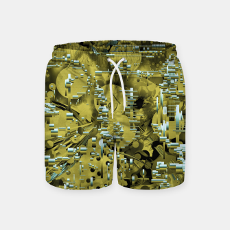 Thumbnail image of Army of Peace  Swim Shorts, Live Heroes