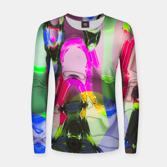 Thumbnail image of Flying Sigma Women sweater, Live Heroes