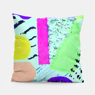Thumbnail image of Radiant Beauty Pillow, Live Heroes