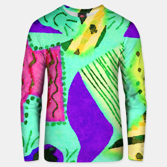 Thumbnail image of Flower Garden House Unisex sweater, Live Heroes