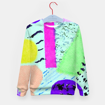 Thumbnail image of Radiant Beauty Kid's sweater, Live Heroes