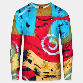 Thumbnail image of Tractor Unisex sweater, Live Heroes