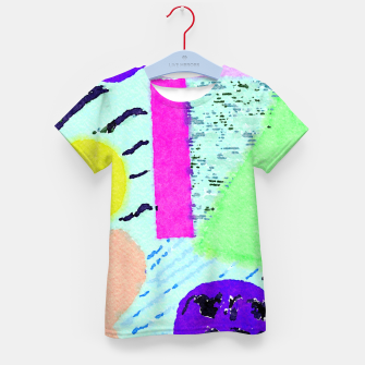 Thumbnail image of Radiant Beauty Kid's t-shirt, Live Heroes