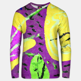 Thumbnail image of The other end of the land Unisex sweater, Live Heroes