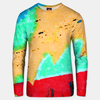 Thumbnail image of Wall Unisex sweater, Live Heroes