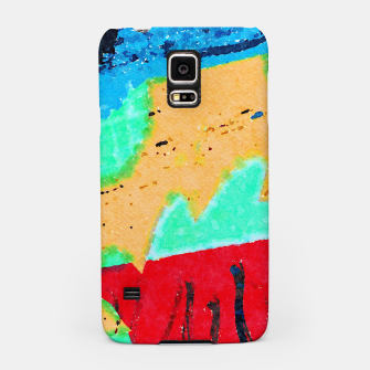 Thumbnail image of Wall Samsung Case, Live Heroes
