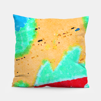 Thumbnail image of Wall Pillow, Live Heroes
