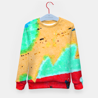 Thumbnail image of Wall Kid's sweater, Live Heroes