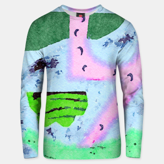 Thumbnail image of Side's Face Unisex sweater, Live Heroes
