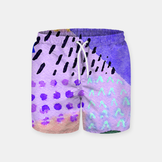 Thumbnail image of Sunny day Swim Shorts, Live Heroes