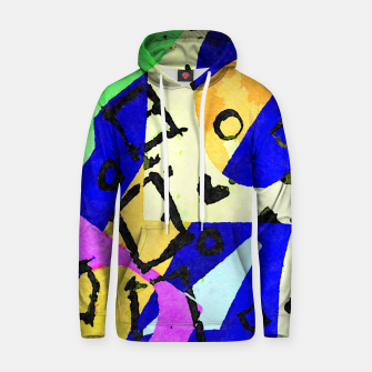 Thumbnail image of Square Field Hoodie, Live Heroes