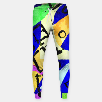 Thumbnail image of Square Field Sweatpants, Live Heroes