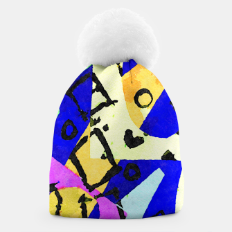 Thumbnail image of Square Field Beanie, Live Heroes
