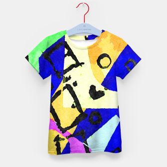Thumbnail image of Square Field Kid's t-shirt, Live Heroes