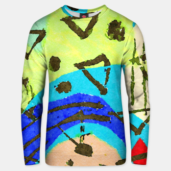 Thumbnail image of Third Relationship Unisex sweater, Live Heroes