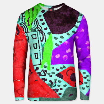 Thumbnail image of Armature Building Unisex sweater, Live Heroes