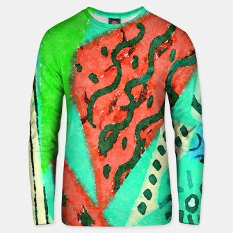 Thumbnail image of Without title Unisex sweater, Live Heroes