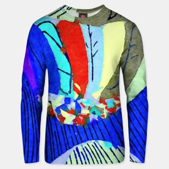 Thumbnail image of Lick the Rainbow Unisex sweater, Live Heroes