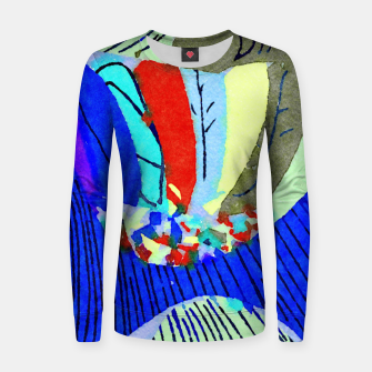 Thumbnail image of Lick the Rainbow Women sweater, Live Heroes