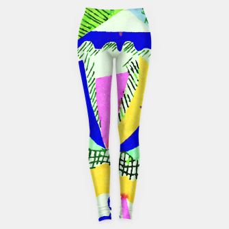 Thumbnail image of Child of Life Leggings, Live Heroes