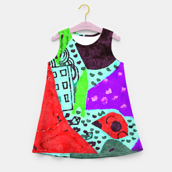 Thumbnail image of Armature Building Girl's summer dress, Live Heroes