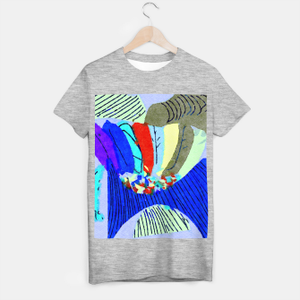 Thumbnail image of Lick the Rainbow T-shirt regular, Live Heroes