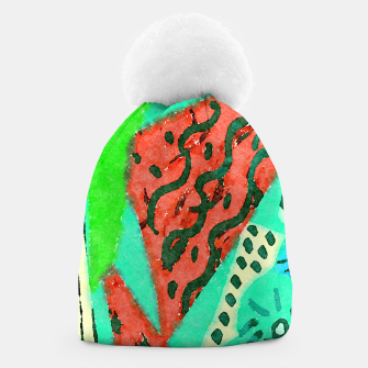 Thumbnail image of Without title Beanie, Live Heroes
